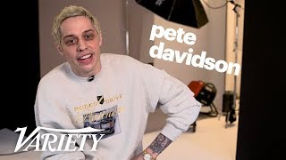 Pete Davidson Reveals the SNL Skit That Made Him Break