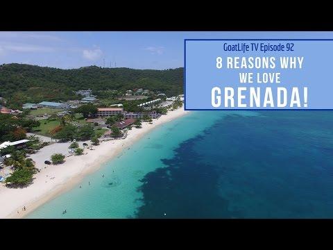 8 Reasons to Visit Grenada
