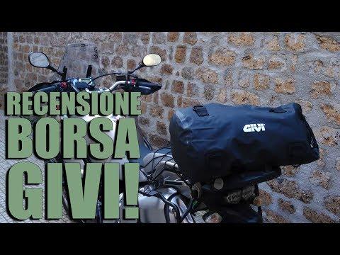 #Acquisti Tristi | RECENSIONE BORSA GIVI 30L!