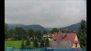Zakopane , Dzień w Tatrach 2018-06-27