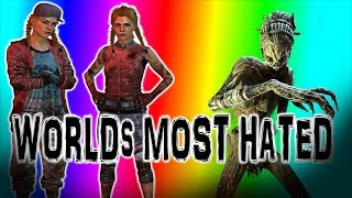MOST HATED KILLER - Dead By Daylight