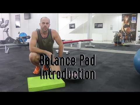 Balance Pad Introduction