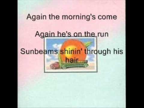 The Allman Brothers Band - Melissa (Lyrics)
