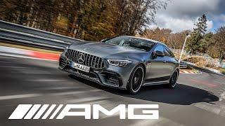 [오피셜] Record Lap – Mercedes-AMG GT 63 S 4MATIC+ on the Nürburgring Nordschleife