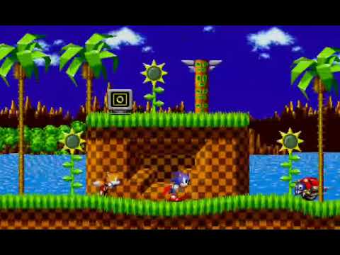SONIC 1: MODO (SONIC & TAILS) - PARTE 3 FINAL