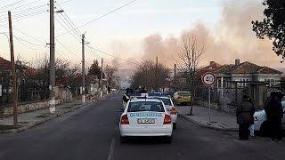 NATURAL GAS Un train rempli de citernes de gaz déraille et explose en Bulgarie