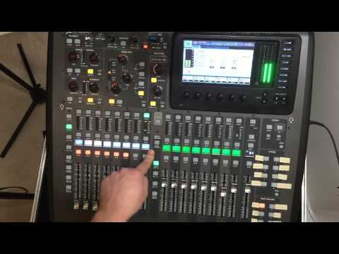 Behringer X32 Compact Review