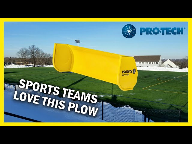Sports Teams Love the Turf Pusher