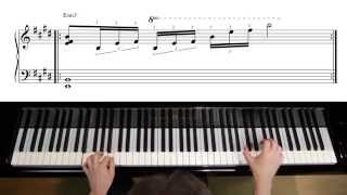 Rock Piano Rhythm Exercises, Tutorial No 1 by Michael Gundlach