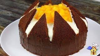 """Торт """"КИЛИМАНДЖАРО"""". Эффектный и Вкусный Торт, которым точно можно удивить!"""