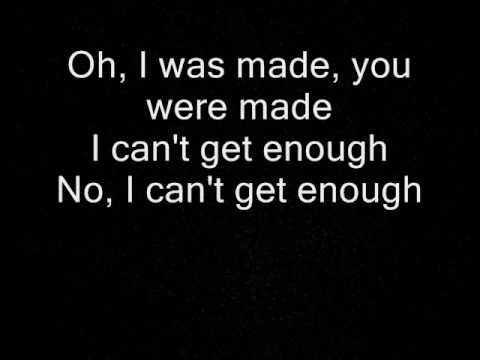 Kiss-i was made for loving you lyrics