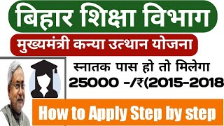 icds bihar recruitment 2019[How to Apply Online Step wise][Last Date