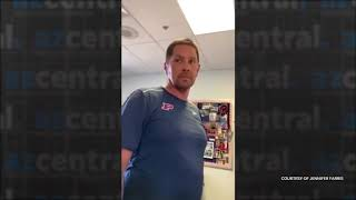 Mom Confronts Principal after she says Daughter Disciplined over MAGA Gear (full length)