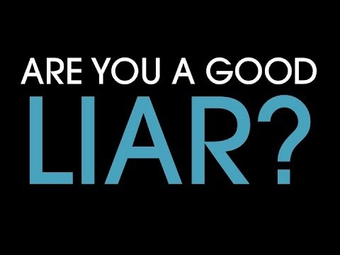 Find Out If You're A Good Liar In 5 Seconds