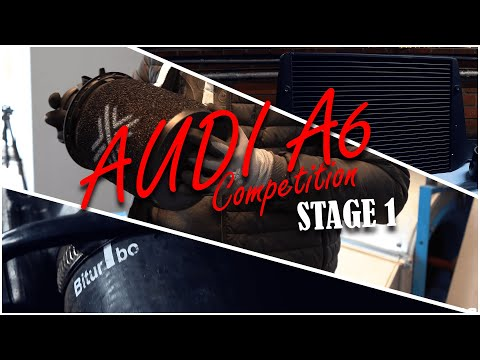 AUDI A6 4G COMPETITION | STAGE 1 LLK | Ansauglufttemperatur ÜBER 60°C ? | PureBoost | PIPERCROSS