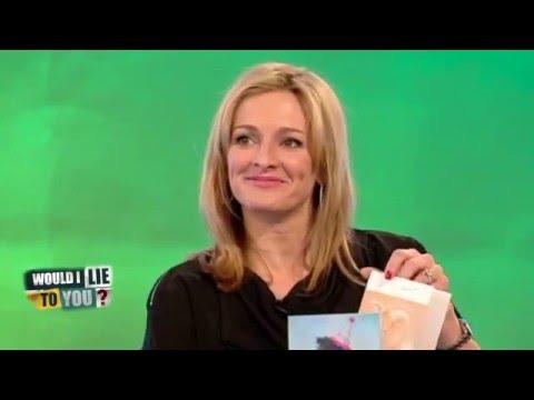 Gabby Logan a narozeniny zvířat