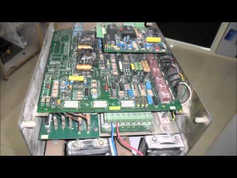 Siemens Simoreg DC Master Converter 6RA7081-6DV62-0-Z