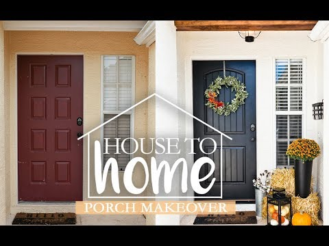 Increase Home Value by $6000 with ONE THING! | DIY Front Porch Makeover | House to Home Episode 10