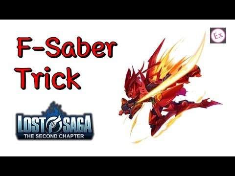 LSTH - F-Saber Air Combo Trick - •Janery•