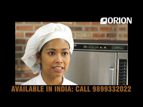 Commercial Microwave Menumaster RFS 511 TSW