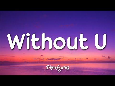 The Winged Eagle - Without U (Lyrics) 🎵