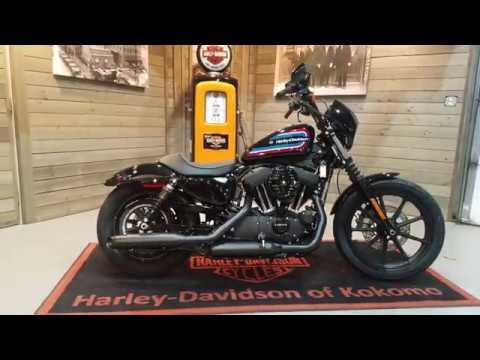 2020 Harley-Davidson Iron 1200™ in Kokomo, Indiana - Video 1