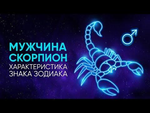 СКОРПИОН - характеристика знака зодиака и описание МУЖЧИН скорпионов (с матом) 18+
