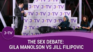 WATCH: Sex before marriage? Two women debate the merits