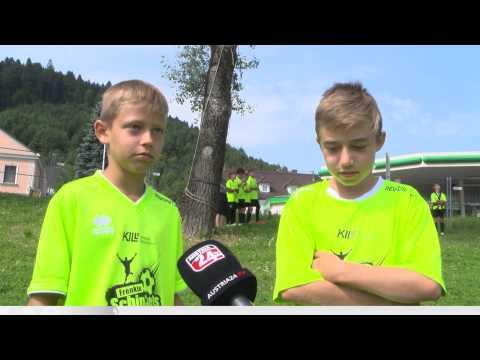 Frenkie Schinkels Kids Camp Austria 24 TV
