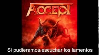 Accept - Wanna be free (subtitulada en español)