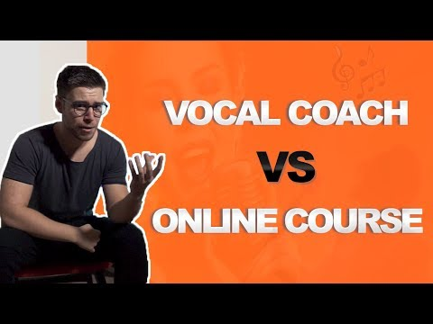 Vocal Coaches vs Online Courses - Which one is best? - YouTube