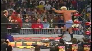 Greatest Ric Flair strut of all time