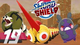 Pokémon Sword and Shield - Episode 19 | Ruins of Galar!
