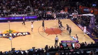 2009 NBA All-Star Game Best Plays