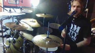 Tom Petty Trip to pirates cove Drums & vocals cover