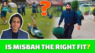 Is Misbah The Right Fit? | PCB | Ramiz Speaks