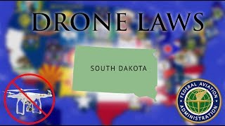Where Can I Fly in South Dakota? - Every Drone Law 2019 - Sioux Falls and Rapid City (Episode 41)