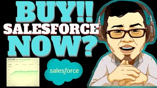 Good Time To Buy Salesforce Stock? CRM Stock Analysis