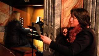 preview picture of video 'CD Liebe von Bettina Thurner, aufgenommen in der Wallfahrtskirche Bogenberg'