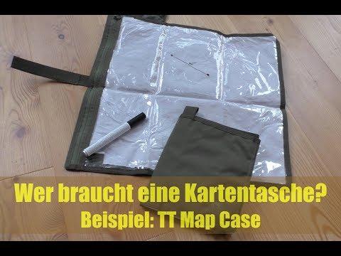 TT Map Cases - Kartentaschen im Überblick