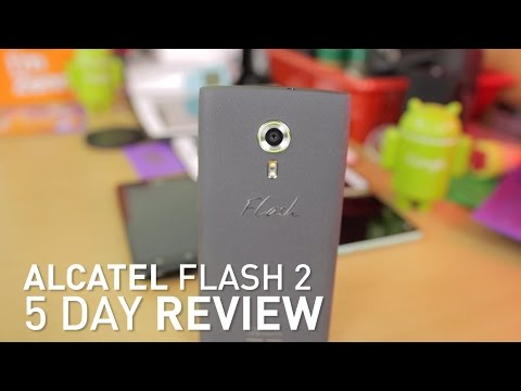 Alcatel Flash 2 5 Day Review | BEST PHONE FOR THIS PRICE?
