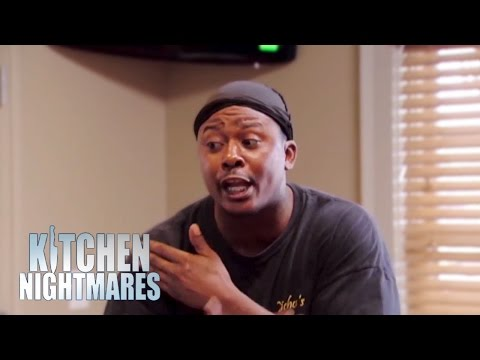 Michon's Staff Clear The Air - Kitchen Nightmares