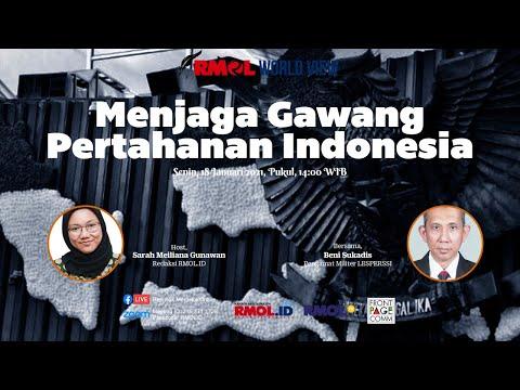 RMOL World View • Menjaga Gawang Pertahanan Indonesia