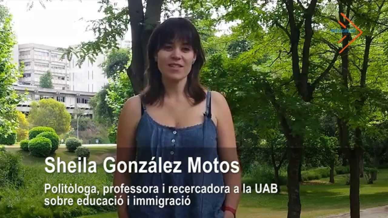 Accés, equitat i qualitat: els reptes del sistema educatiu català - Sheila González