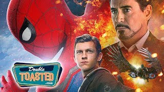 SPIDERMAN HOMECOMING AND A SHORT HISTORY ON BAD MOVIE POSTERS  Double Toasted Highlight
