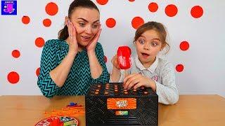 BLAST BOX CHALLENGE | CUTIA EXPLOZIVA | Bate Cuiul fara sa spargi Balonul !
