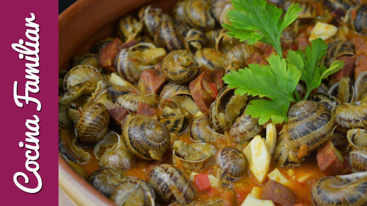 Caracoles con salsa picante | Javier Romero