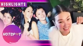 THROWBACK TIME with Angelica Panganiban  |  Hotspot 2021 Episode Highlights
