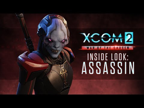 XCOM 2 Expansion – Inside Look: The Assassin