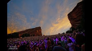 """The String Cheese Incident - """"Shine"""" - Red Rocks - 7/23/10"""